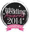 Nominee, Best Wedding Gift List, Perfect Wedding Awards 2014