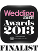 Finalist, Best Wedding Gift List, Wedding Ideas Awards 2013